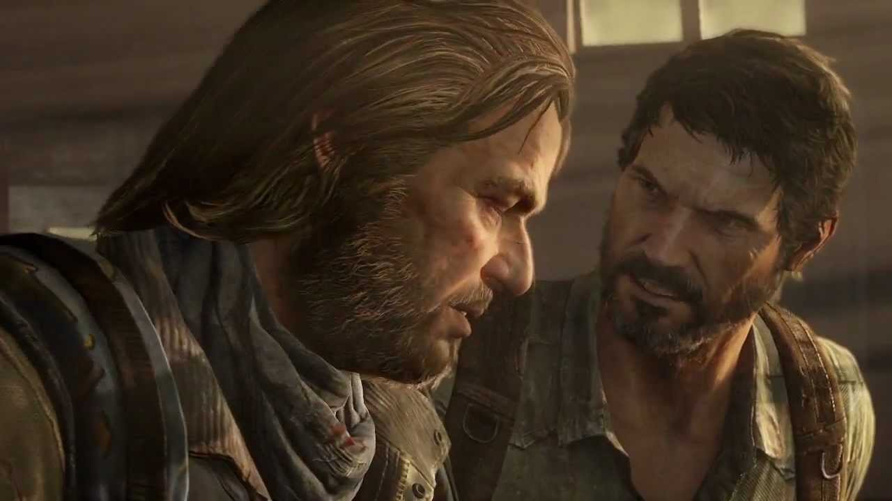 The Last of Us - Bill Safehouse Cutscene - YouTube
