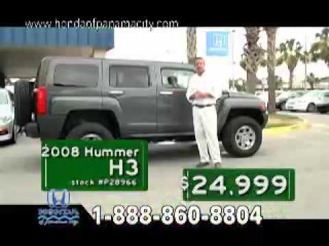 Honda of Panama City Car Show Promotion Video - Jim Lucas