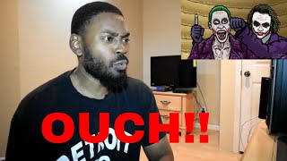 SUPER VILLAIN BOWL!   TOON SANDWICH REACTION