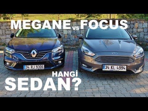 Renault Megane vs Ford Focus | HANGİ SEDAN ?