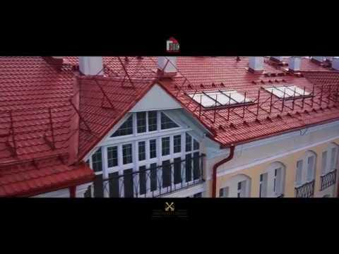 Эксклюзивный дом в КП Никольская Слобода - YouTube