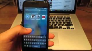 Как ускорить работу iPhone ?