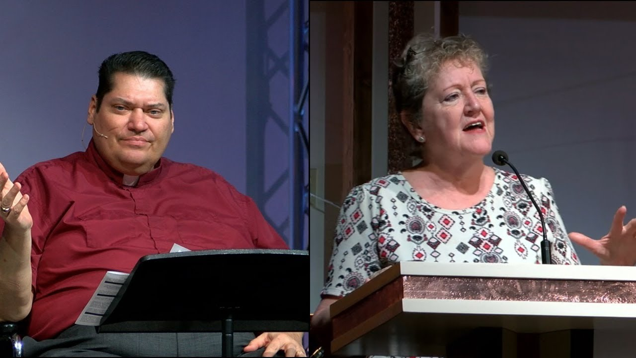 Pastors Scott and Jan Walsh  - 2020 Vision 1-19-2020