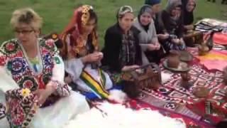 Таҷлили Наврӯз-2014 дар Душанбе