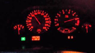 95' BMW E34 525iA автомат розгін 0-100 км/ч ПІСЛЯ РЕМОНТУ