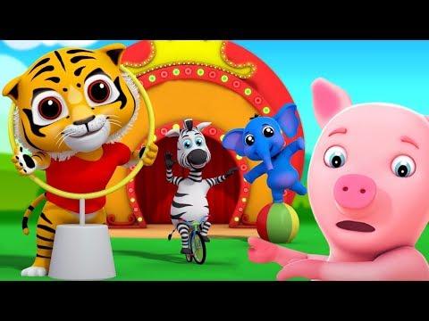 Eeny Meeny Miny Moe   песня для детей   детские рифмы   русская детская рифма   Preschool Rhyme