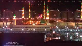 A Memorable Night AT Medina, Saudi Arabia ♥