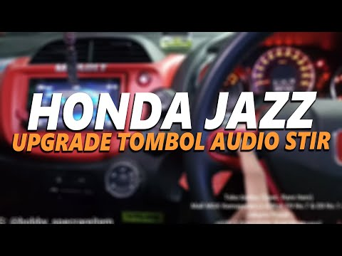 Honda Jazz RS GE8 2010 UPGRADE Audio Steering (Tombol Audio Stir)