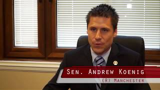 MO State Sen. Andrew Koenig Discusses His Opposition to the St. Louis City Law on Abortion