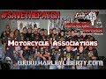 Motorcycle Associations on the Biker Lifestyle Series