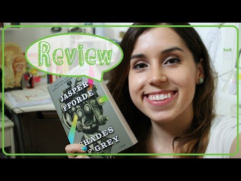 Shades of Grey by Jasper Fforde | Review