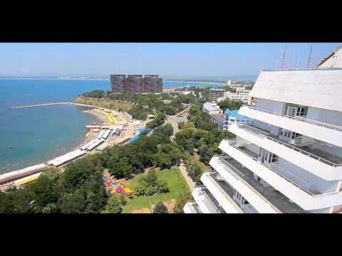 Anapa, Krasnodar Krai, Black Sea - Russia. HD Travel.
