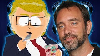 Trey Parker wants to avoid Donald Trump in upcoming SOUTH PARK season