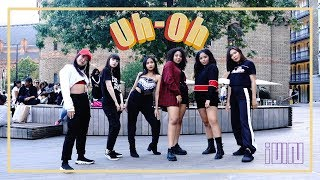 [KPOP IN PUBLIC CHALLENGE LONDON] (G)-IDLE (아이들) - UH OH (Dance Cover by Clique)