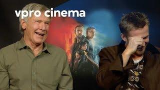 Denis Villeneuve, Harrison Ford & Ryan Gosling on Blade Runner 2049
