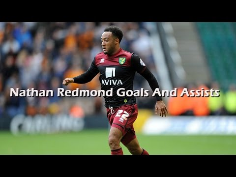 Nathan Redmond | Goals And Assists | 2014/2015 | Norwich City