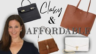 5 CLASSY AFFORDABLE Bags ELEGANT Women Own AD Fashion Over 40