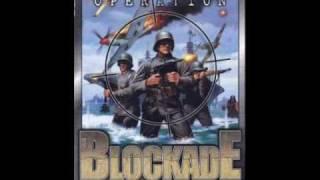 Operation Blockade Soundtrack War map