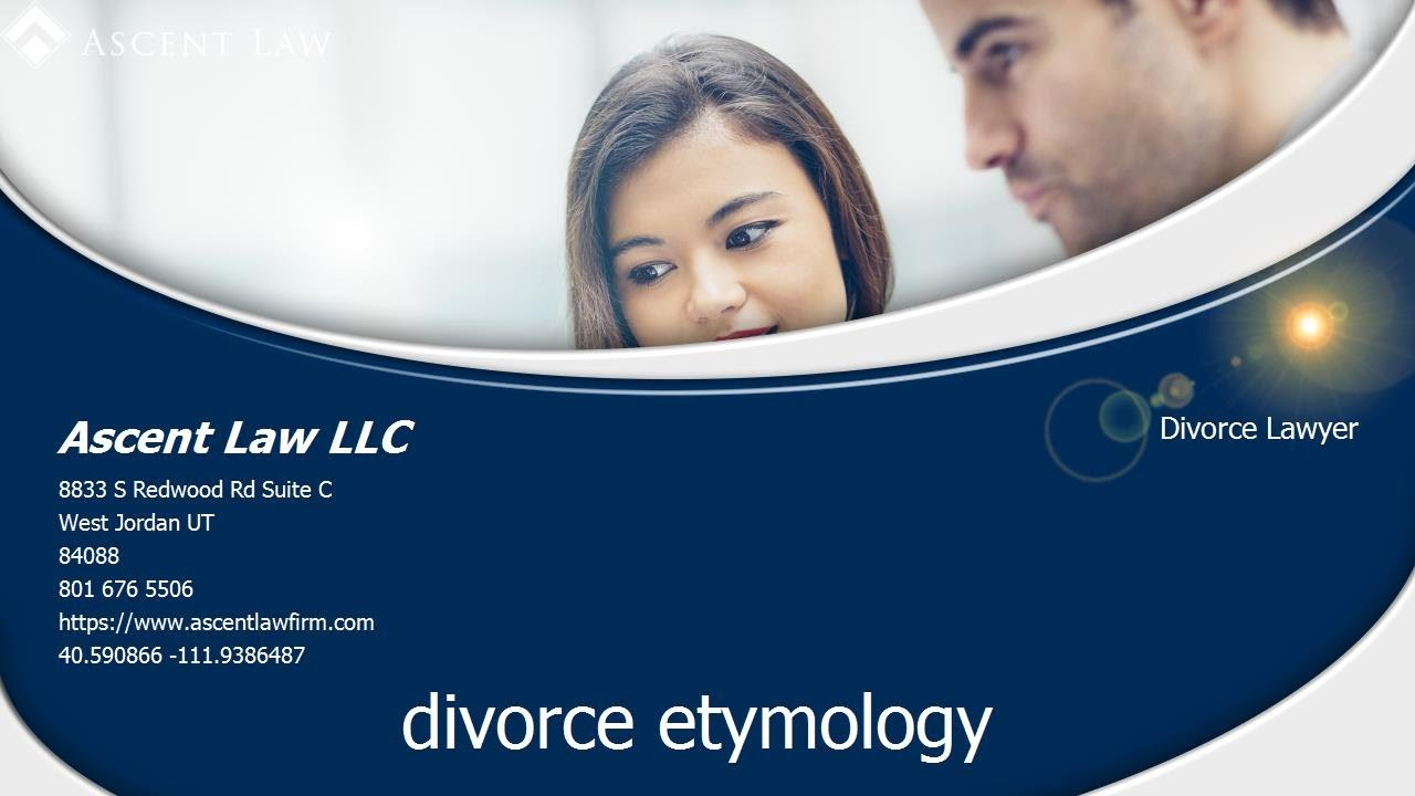Divorce thesis in a essay