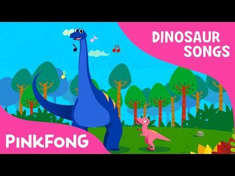 Diplodocus | Dinosaur Songs | Pinkfong Songs for Children