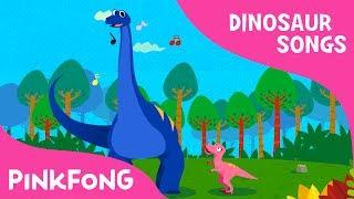 Diplodocus   Dinosaur Songs   Pinkfong Songs for Children