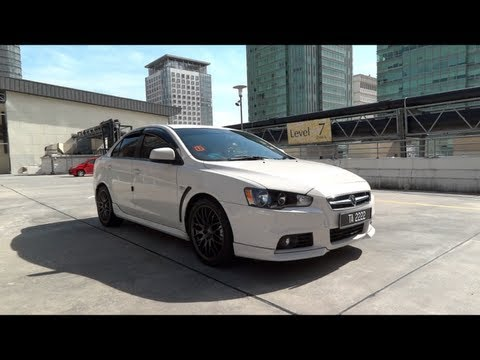 2011 Proton Inspira 2.0 Premium Start-Up, Full Vehicle Tour, And Quick Drive