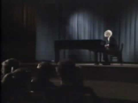 Angry piano player
