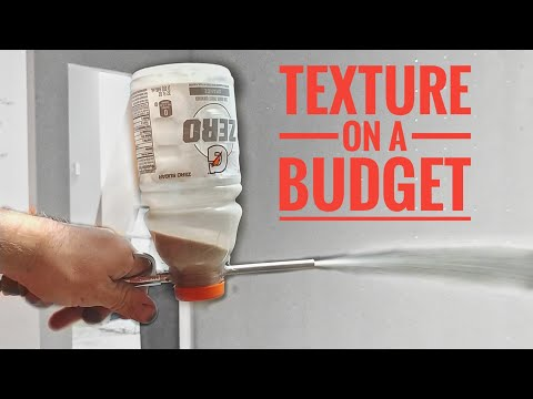 HOW TO PAINT A CLIMBING WALL On A BUDGET