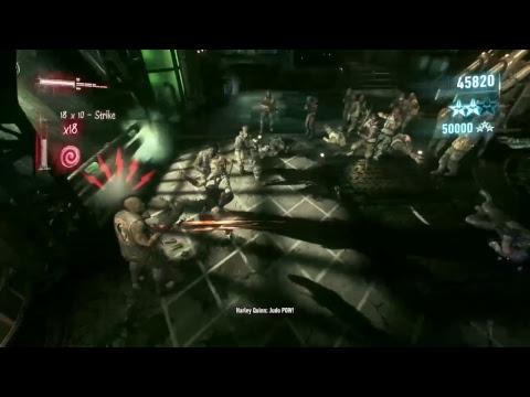 JOKKER-N-JEDDAH's Live PS4 Batman