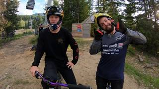 Official Red Bull Joyride GoPro Course Preview - 2019 Crankworx Whistler