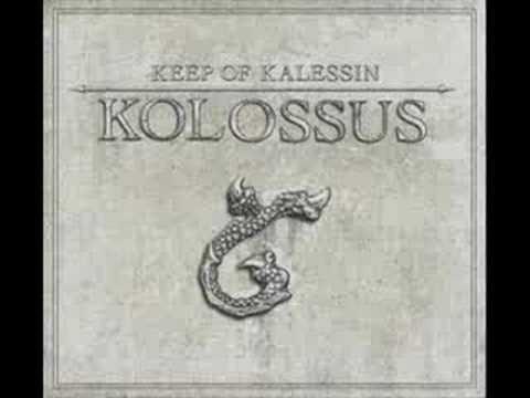keep of kalessin kolossus