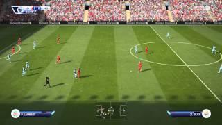 FIFA15 DEMO GAMEPLAY PC FULL HD 1080p HIGH SETTINGS