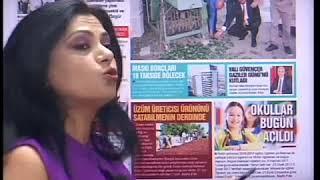 Nurgül Yılmaz İle Her Gün Gazete Manşetleri (19 -Eylül- 2016) Video