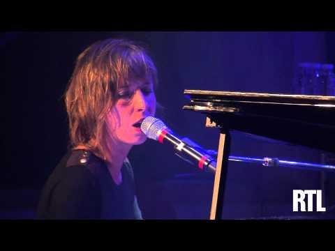 Catherine Major - Le désert des solitudes en live dans le Grand Studio RTL présenté par Eric Jean