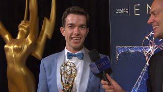 70th Emmy Awards: Backstage LIVE! with John Mulaney