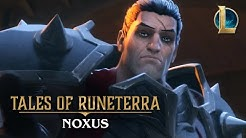 "Tales of Runeterra: Noxus | ""After Victory"""