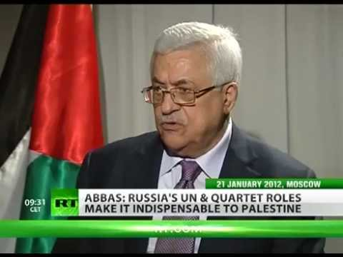 Israeli colonial logic chokes talks Says Palestine's Abbas