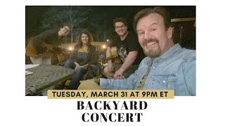 Baixar Casting Crowns - Backyard Concert (Live From The Hall Family)