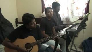 Po nee po from Moonu '3' - Guitar cover by Yuvaraj, Yuvaraj & Vijay