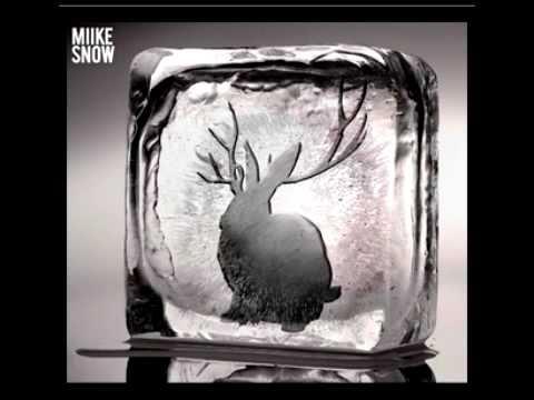 Miike Snow  Animal Fake Blood Remix  Good Quality!