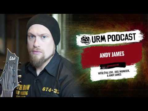 URM Podcast EP85   Andy James