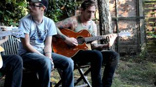 Funeral for a Friend Building Acoustic (LIVE)