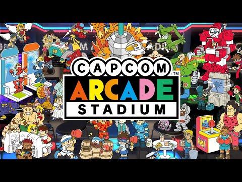 Capcom Arcade Stadium – Additional Features Trailer