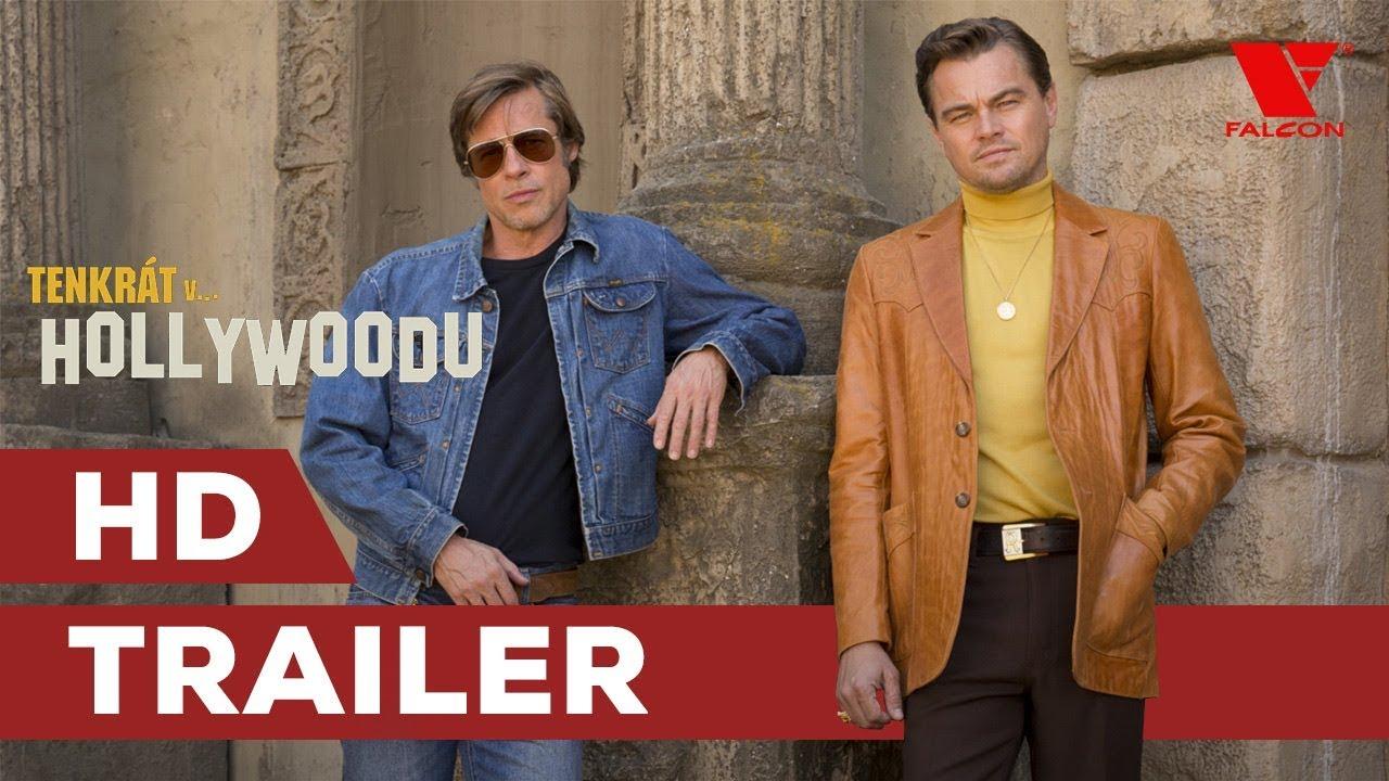 Tenkrát v Hollywoodu (2019) HD trailer   CZ titulky