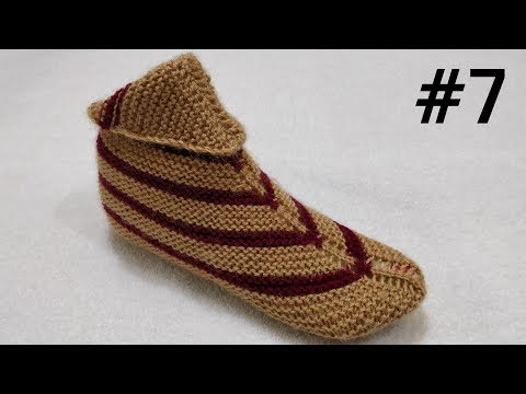 How to Make Beautiful Socks #7