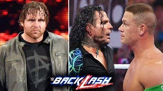 vuclip 10 Surprises Rumored for WWE Backlash 2018