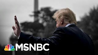 Donald Trump Complains On Twitter That He Never Gets any Credit For Anything | The 11th Hour | MSNBC