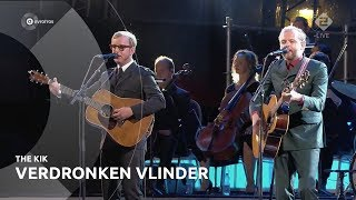 The Kik speelt Verdronken Vlinder op Uitmarkt 2019