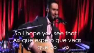 If I fell - Maroon 5 (letra y traduccion)