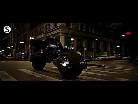 The Dark Knight Batpod Scene (Dolby Atmos)